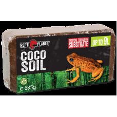 REPTI PLANET COCO SOIL - кокосова постелка до 9 литра, 635 гр, Чехия 007-30007