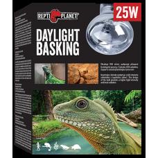 REPTI PLANET DAYLIGHT BASKING 25W - оптимално съотношение на ултравиолетовата UVA радиация, светлинното излъчване и инфрачервеното (термично) лъчение, Чехия 007-41001