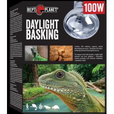 REPTI PLANET DAYLIGHT BASKING 100W - оптимално съотношение на ултравиолетовата UVA радиация, светлинното излъчване и инфрачервеното (термично) лъчение, Чехия 007-41004