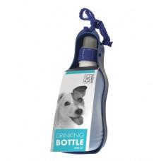 M-Pets Dog Drinking Bottle - сгъваемо шише за вода, за пътуване 500 мл - 10500109