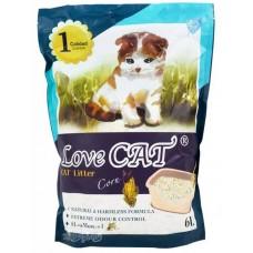 LOVE CAT LITTER ТОФУ еко Котешка Тоалетна ЦАРЕВИЦА 050150-03