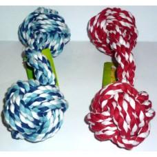 Памучно въже гиричка играчка за куче 21 см 080107-70