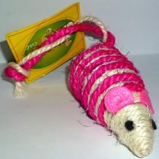 Играчка за котка мишка за драскане РАЙЕ 10 см