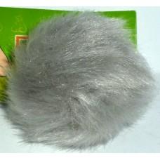 Играчка за котка топче дългокосместо 5 см 090108-10