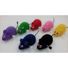 Играчка за котка мишка механична 7 см 090130-81
