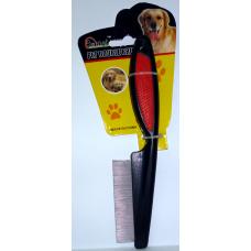 Голям фин гребен против прах и паразити за куче или коте