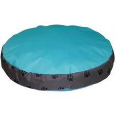 Pet Brands Colours Medium Bed Aqua Blue - меко легло 7,5 х 69 см - 1010005
