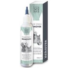 M-Pets Tear Stain Remover - Лосион за почистване на очите 118 мл - 10109799