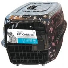 M-Pets Pet Carrier Pirate - транспортна чанта размер L 57 x 38 x 33 см - 10200699