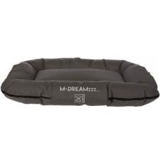 M-Pets FALSTER Cushion - Непромокаем матрак, сив, размер M - 100 х 75 х 12 см - 10313713