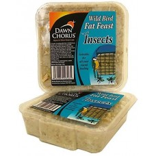 Dawn Chorus fat feast fruity - Високоенергиен блок за диви птици от семена с насекоми - 10410