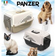 Транспортна чанта за кучета и котки PANZER GEORPLAST