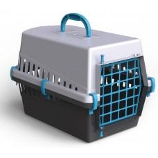 Транспортна чанта за кучета и котки Пластмасова врата GEORPLAST
