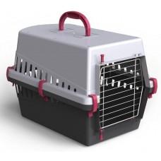 Транспортна чанта за кучета и котки Метална врата GEORPLAST