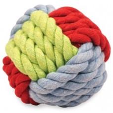 Играчка от въже Pet Brands Cannon Ball - Морска топка 7,5 см, Англия 1082006