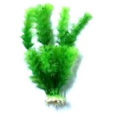 Изкуствено растение различни видове и цветове 21 см А1171
