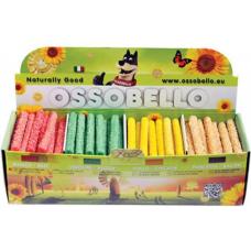 Ossobello Оризови пури 10см S, Бекон, за висока устна хигиена - 1 брой