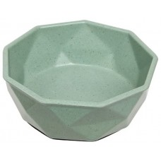 Pet Brands Bamboo bowl Geo - Бамбукова купа, зелена Гео 500 мл 20093G