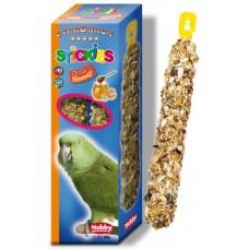 Крекер за големи папагали NOBBY мед и ядки 2x90 гр NOBBY Германия 20115
