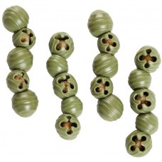 Elkwood Rattlesnaps Dental Chew Broccoli & Apple With Chicken for dog - Дентални лакомства Сфери, с Пиле, Броколи и Ябълка 100 гр - 4 бр - Pet Brands АНГЛИЯ 20145