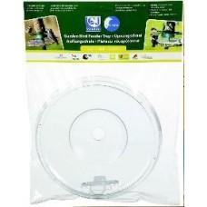Пластмасова хранилка за семена за диви птички - 22043