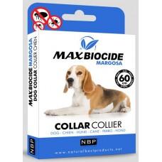 Натурална противопаразитна каишка за куче с маргоза - 60 см