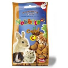 Дропс за гризачи Carrot Морков 75 гр NOBBY Германия 25503