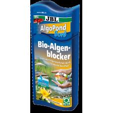 JBL AlgoPond Sorb - Препарат за пречистване на водата в езерата, чрез блокиране на спектър от светлината, важен за растежа на алгаето - 500 мл, Германия - 2736200