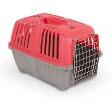 Транспортна чанта за кучета и котки PRATIKO METAL 2 s01140200