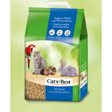Cats Best Universal - натурална постелка за котки и малки животни 10 литра