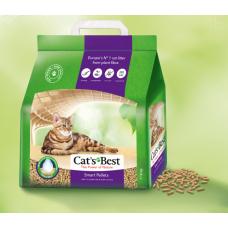 Cats Best Smart Pellets - котешка тоалетна за дългокосмести котки 10 литра