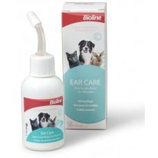 BIOLINE - Капки за уши за кучета, котки и гризачи, 50 мл - 310171-01