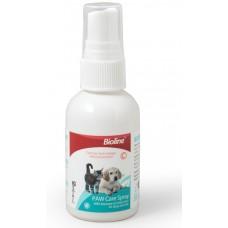BIOLINE - Спрей за лапи, за кучета и котки, 50 мл - 310174-02