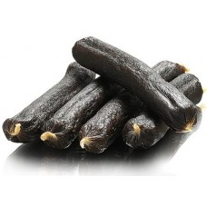 ESSENTIAL FINEST DUCK, HERBS & APPLE SAUSAGES - премиум деликатесно лакомство с патешко месо, билки и ябълки 6 броя - наденички