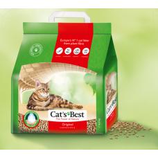 Cats Best Original - натурална котешка тоалетна, без изкуствени и химически агенти 10 литра