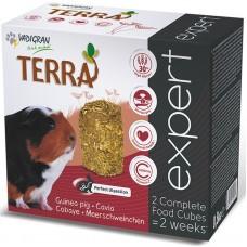 Vadigran Terra Expert Guinea Pig Super Premium - пълноценна храна, здравословно хранене в продължение на 7 дни когато сте далеч от дома 800 гр, Белгия - 352010