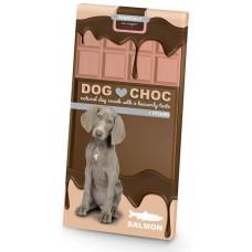 EBI DogChoc - Шоколад Без Захар, с Витамини и Биотин - Сьомга 100 гр 377-427262