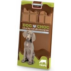 EBI DogChoc - Шоколад Без Захар, с Витамини и Биотин - Шкембе 100 гр