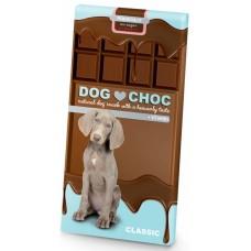 EBI DogChoc - Шоколад Без Захар, с Витамини и Биотин - Натурален 100 гр