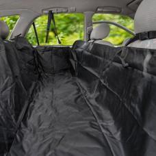 Покривало за кола за задна седалка с ципове отстрани NUNBELL 137 х 147 см 390167