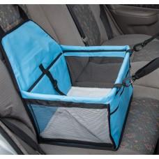Кош за транспортиране на домашен любимец в автомобил 38 х 30 х 24 см - 390168-05