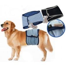 Предпазен бандаж за Куче L - гръдна обиколка - 56-66 см, ширина - 23 см 390193-04