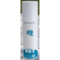 K9 VET WOUND AID - КРЕМ ЗА РАНИ, антибактериален мехлем с лечебни свойства, който се прилага при порязвания, ожулвания, охлузвания - 250 мл - Швеция 40-4250