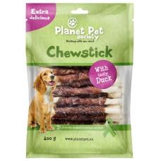 Planet Pet Rawhide stick with duck - деликатесно лакомство 400 грама