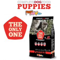 Alpha Spirit The Only One Puppy - пълноценна суха храна за подрастващи кученца 12 кг