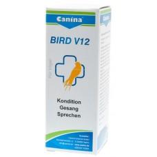 Canina Bird V12 - витамини за птици 25 мл - 410514