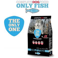 Alpha spirit The Only One Fish - пълноценна суха храна за пораснали кучета 12 кг