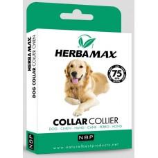 Натурална противопаразитна каишка за куче Herba MAX - 75см