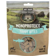 Irish Farm Monoproteico Bites - Монопротеин хапки, Пъстърва 80 гр - Ирландия 52.4.6