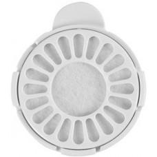 M-Pets CARBON Filter for Snail Food - Water Dispenser - Карбонов филтър за поилка Охлюв, 4,4 х 3,8 х 0,4 см Белгия - 60515299